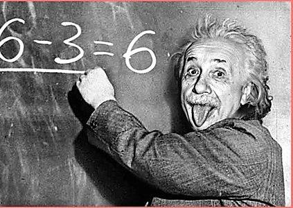 アインシュタインの名言・格言集